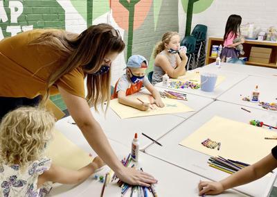 Junior Service League sponsors PWAC Children's Classroom (copy)