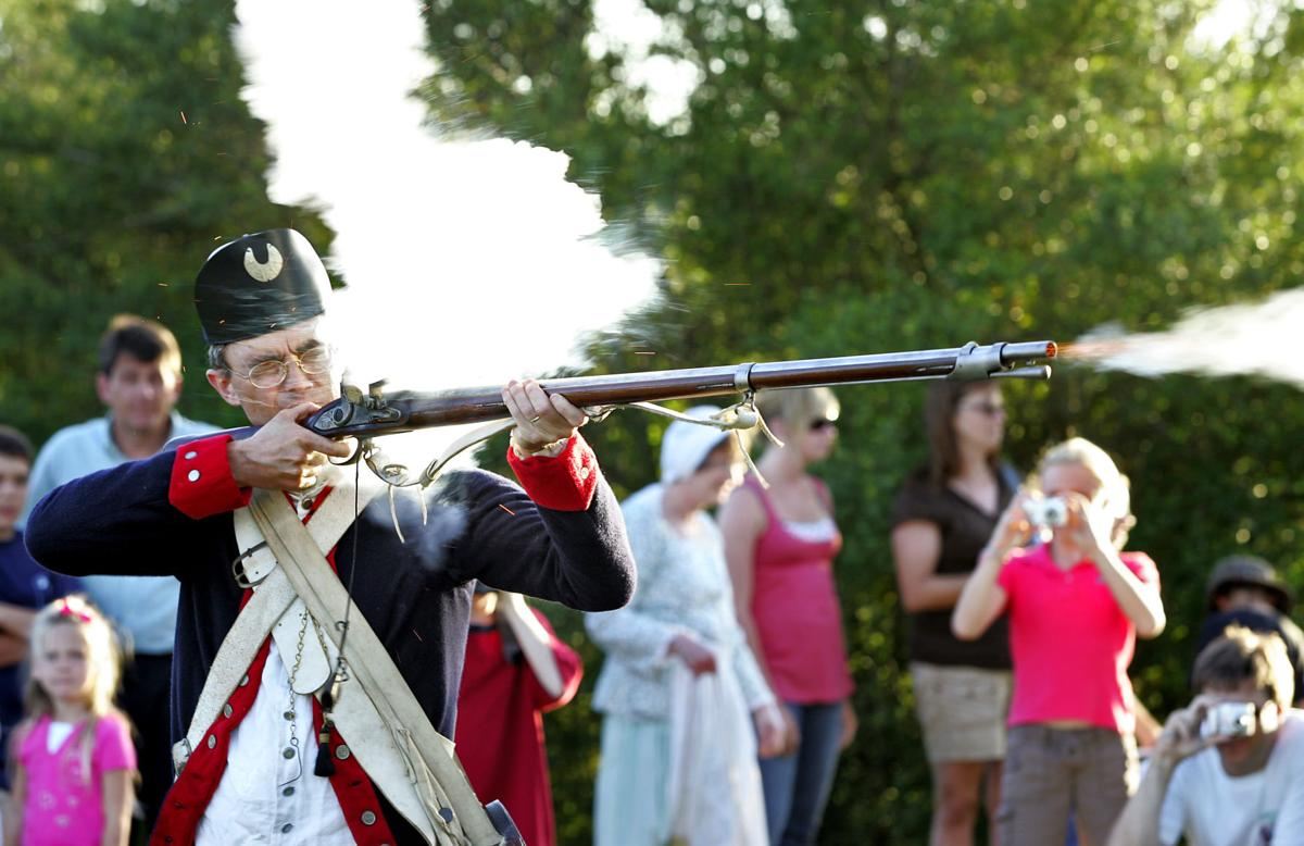 Colonial Dorchester digging into history
