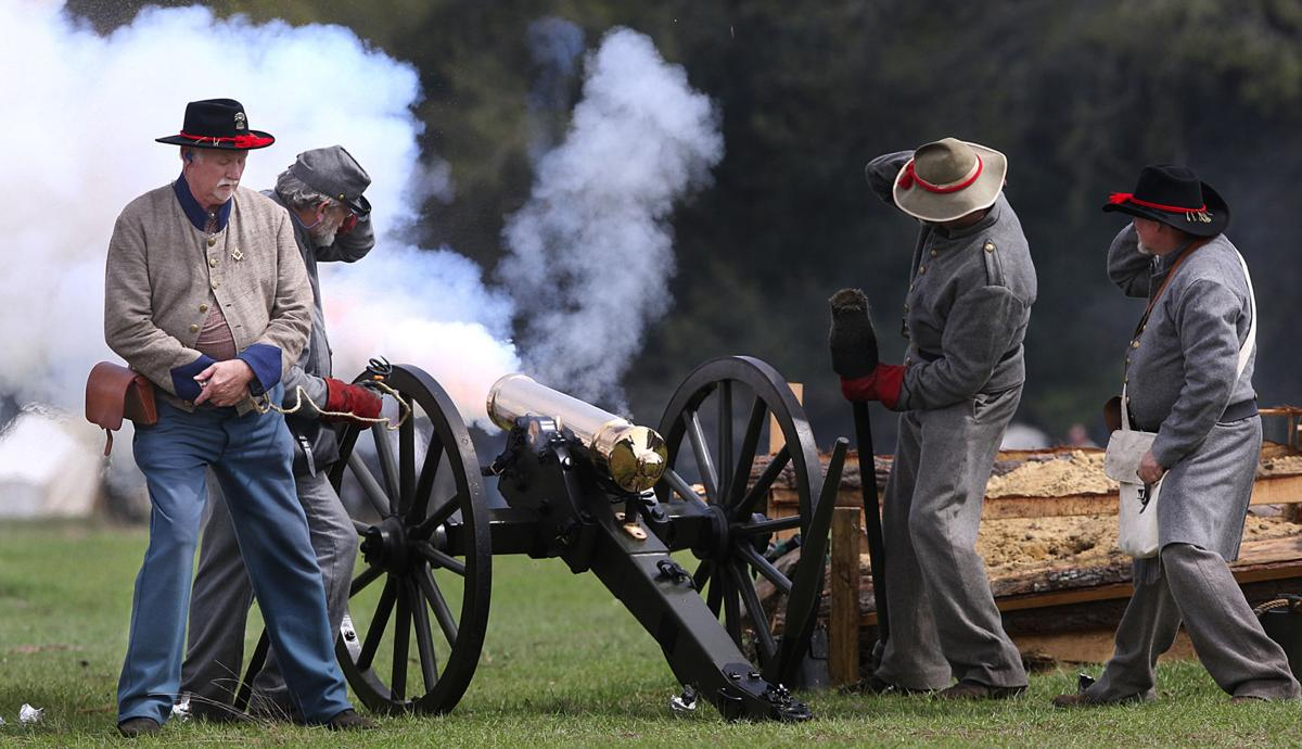Battle of Charleston to change things up with living military timeline