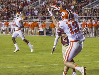Clemson Florida St Football