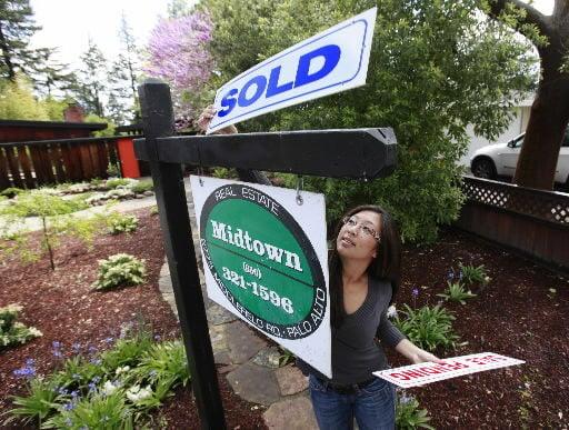 Mortgage rates climbing back up