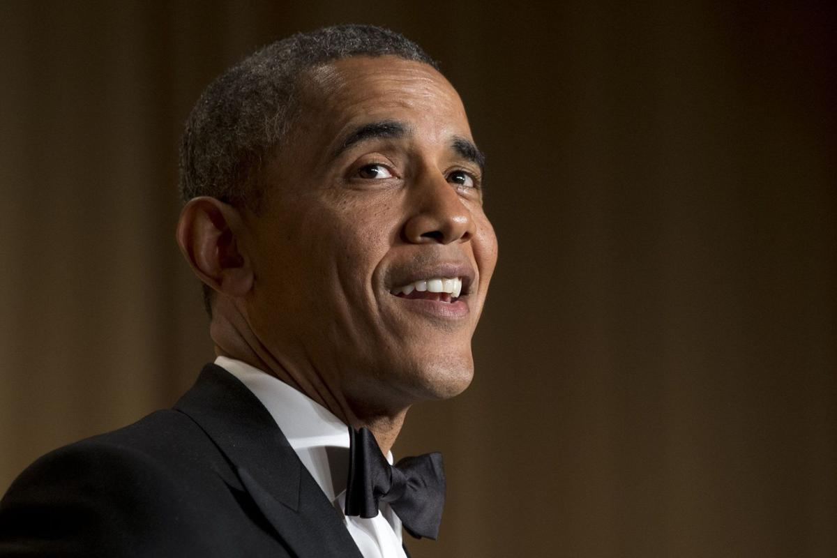 Obamacare to gridlock, fair game for Obama's jokes