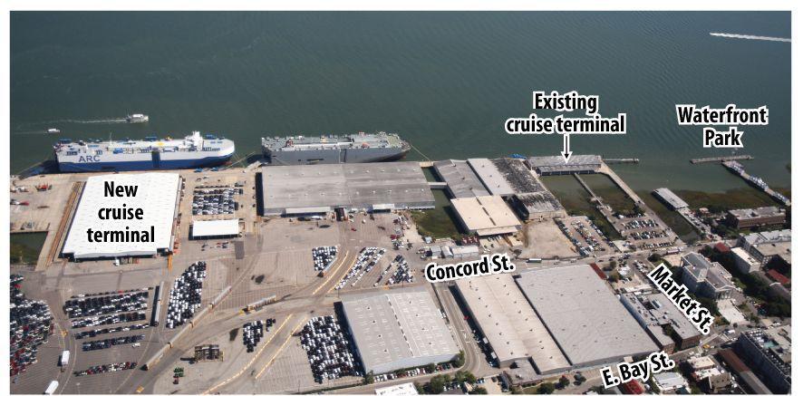Cruise foes battle permits