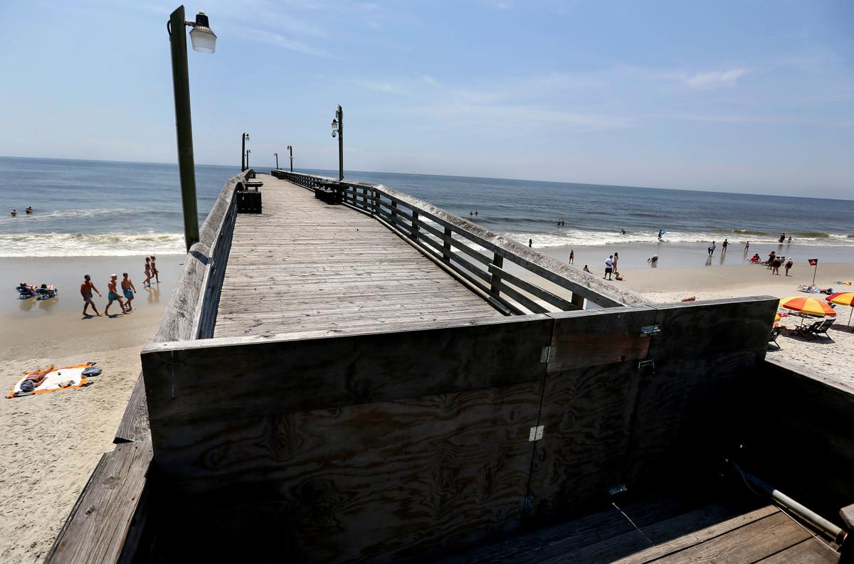 It S Just Not The Same Small Strand Beach Town Struggles Without Pier News Postandcourier