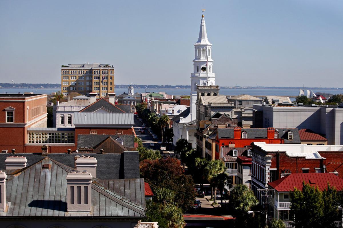 The U.K.'s Daily Telegraph names Charleston a top 20 destination