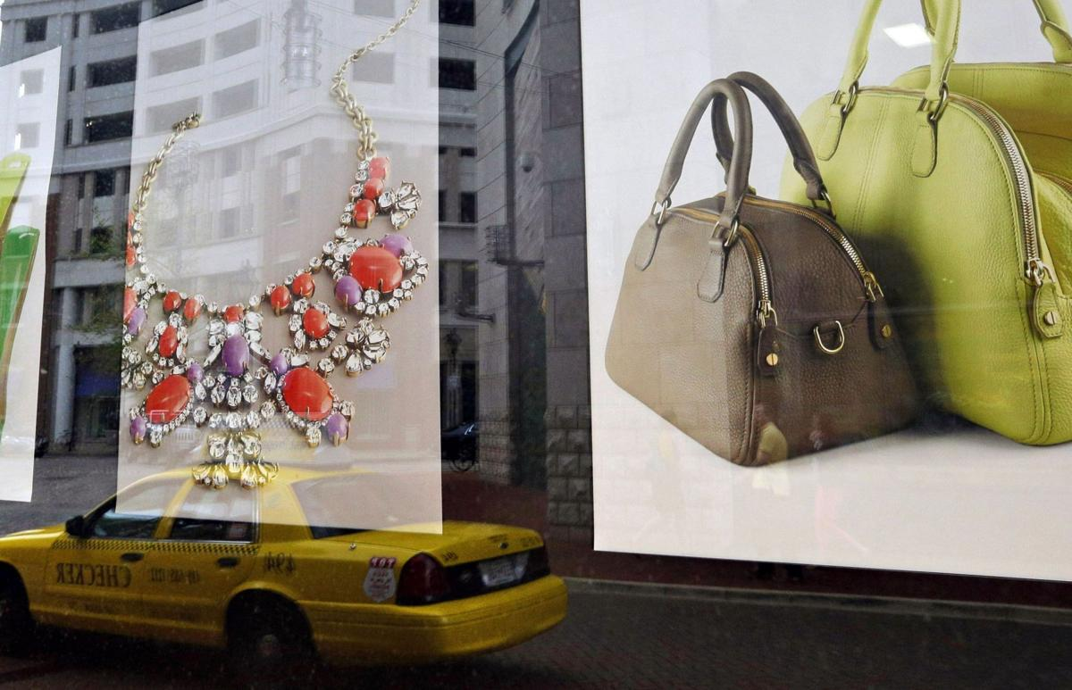 Purses open in April Retail rebounds from dismal March, boosted by break on fuel