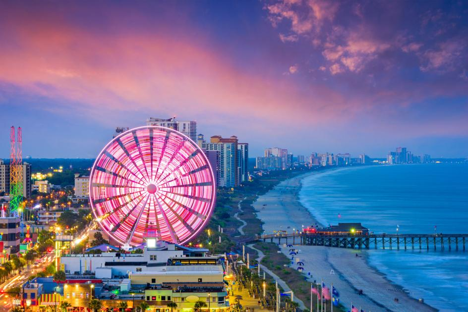Your summer road trip guide to Myrtle Beach and the Grand Strand