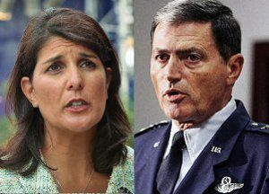 Haley questions The Citadel's role in ReVille scandal