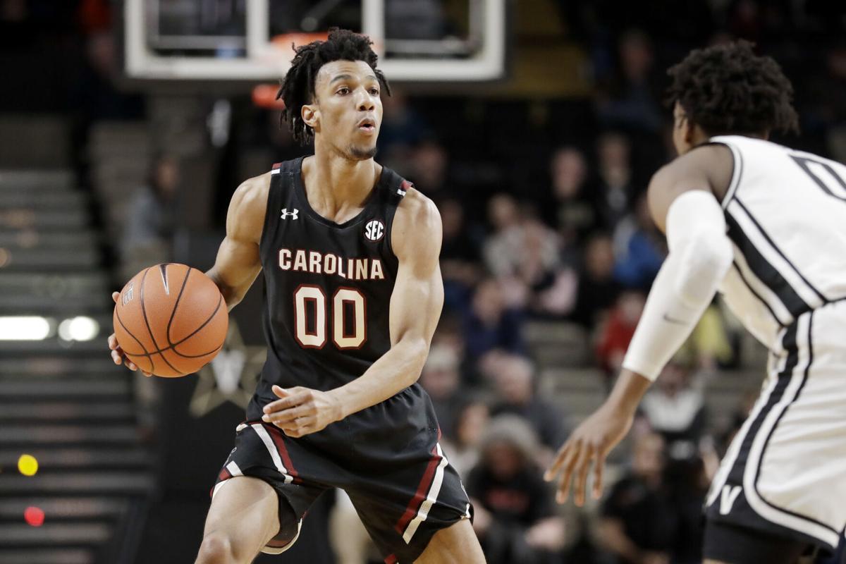 SEC Tournament could be last call for Gamecocks star A.J. Lawson | South Carolina | postandcourier.com
