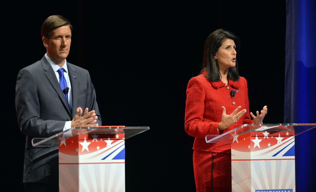 Gov. Haley defends positions on education, health care in second debate Candidates target gun ownership by convicted domestic abusers Debate Highlights (and Lowlights)