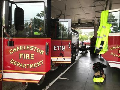 Charleston Fire Department Station 19
