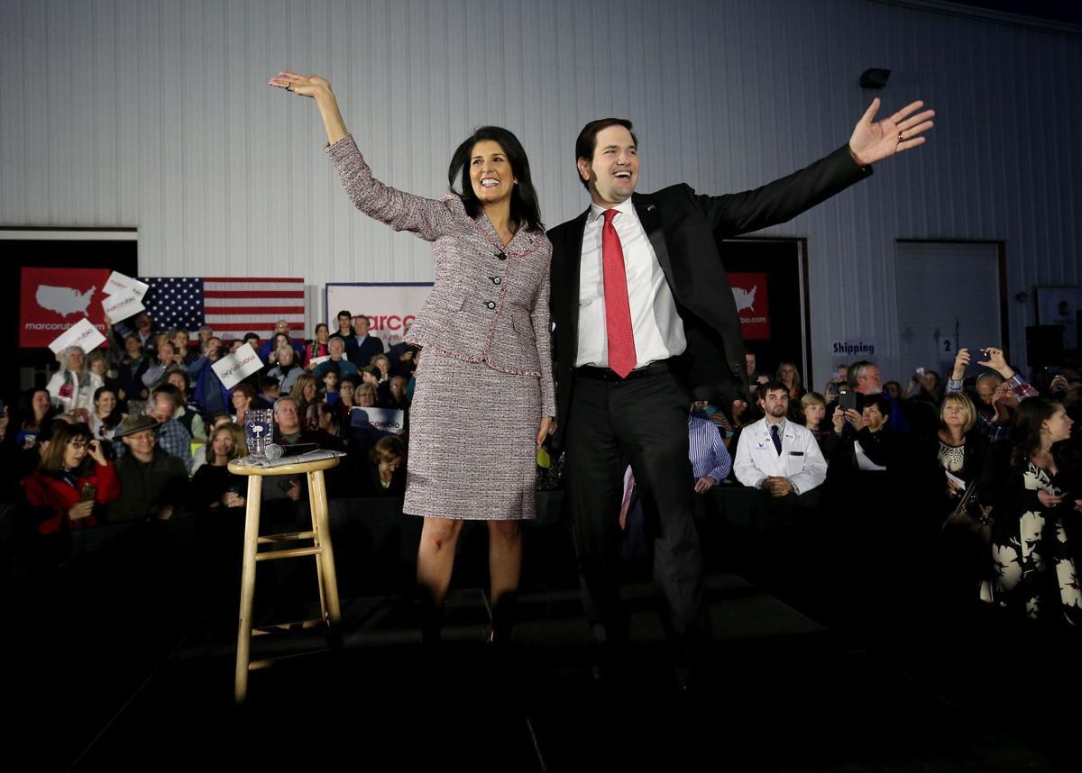 Palmetto Sunrise: Marco Rubio endorsement outtakes