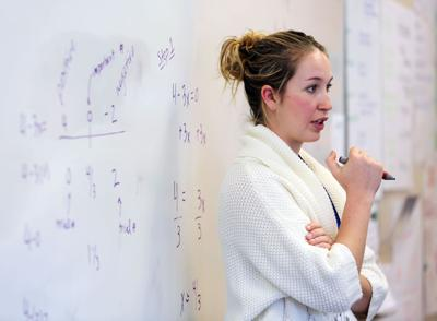 Teacher shortage in South Carolina