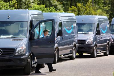 Upfitter for SC-made Mercedes vans to build for Amazon | Business