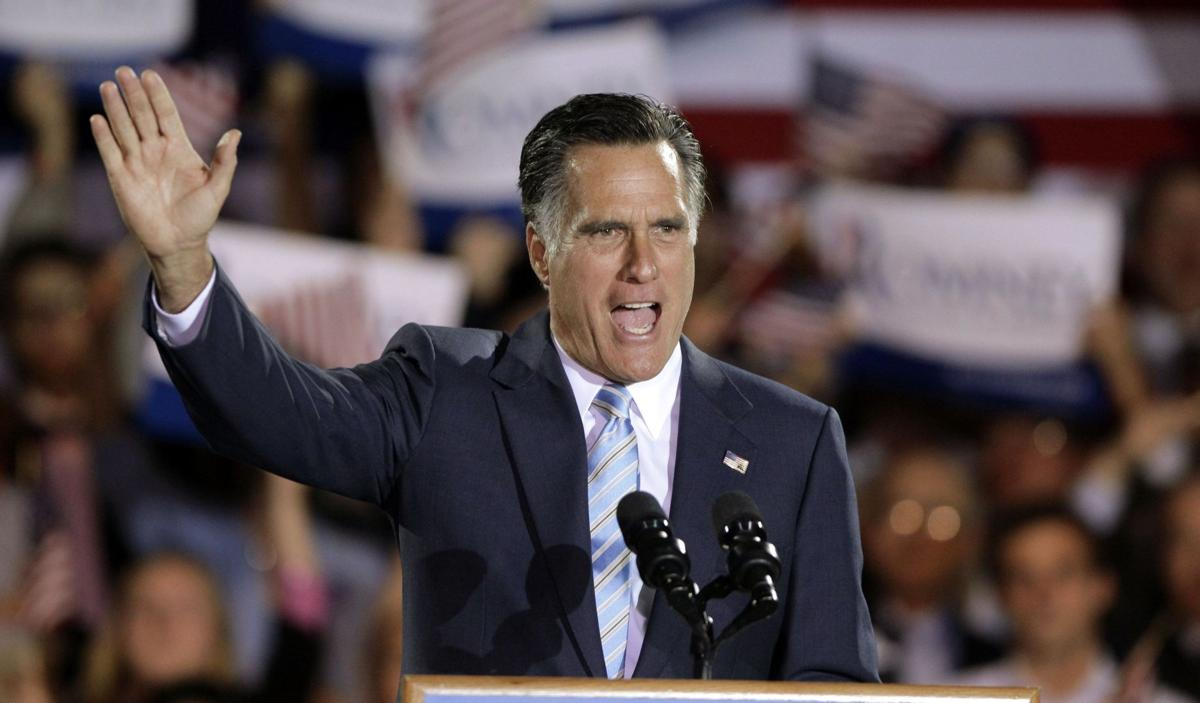 Romney urges: 'Hold on a little longer'