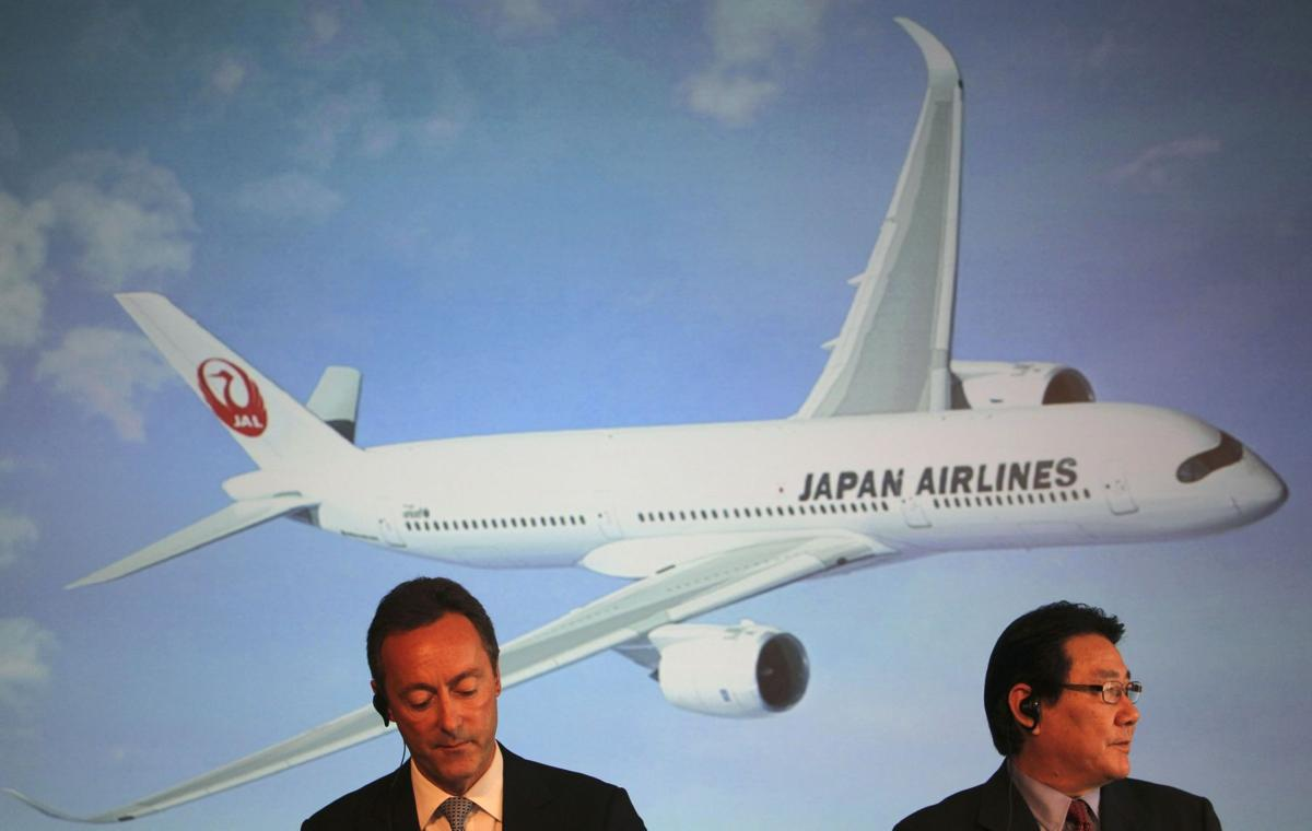 JAL makes first purchase from Airbus, not Boeing