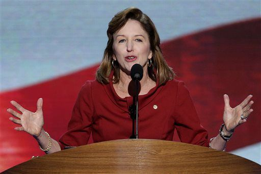 Hagan facing powerful GOP