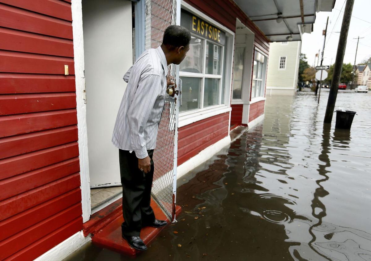 Sea-rise data a wake-up call for coast