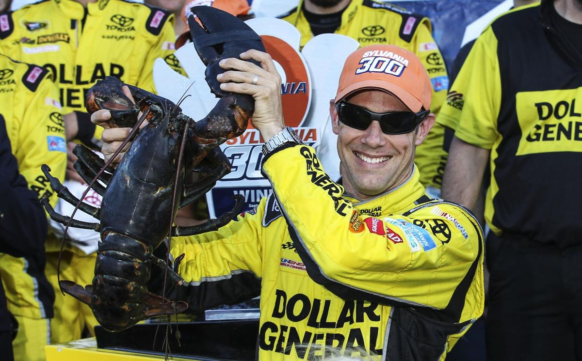 Kenseth wins 2nd race of NASCAR's playoffs