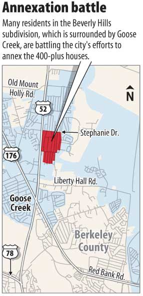 Beverly Hills residents reject annexation; Cherry Hill residents vote to approve