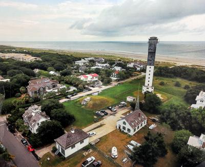 Sullivan's Island strives to strike a balance between old and new. It's not easy.