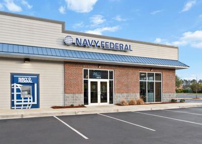 Goose Creek Navy Credit Union opens
