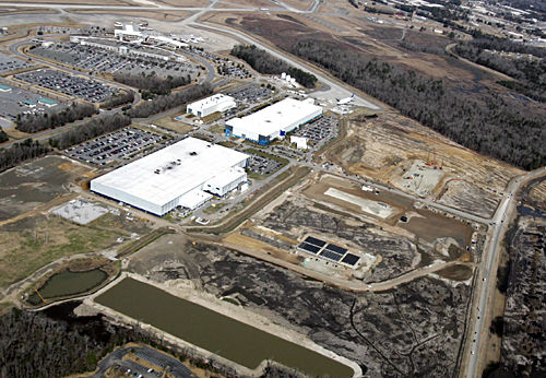 Boeing plant question: Who will pay for roads?