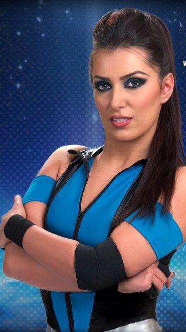 Armenian beauty sets sights on wrestling world