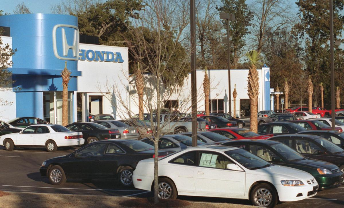 New Honda dealership plans submitted for West Ashley