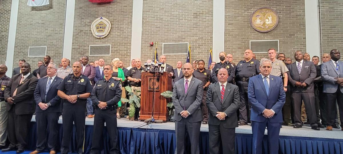 POST AND COURIER – After historically violent year in SC, Midlands police ask public for help