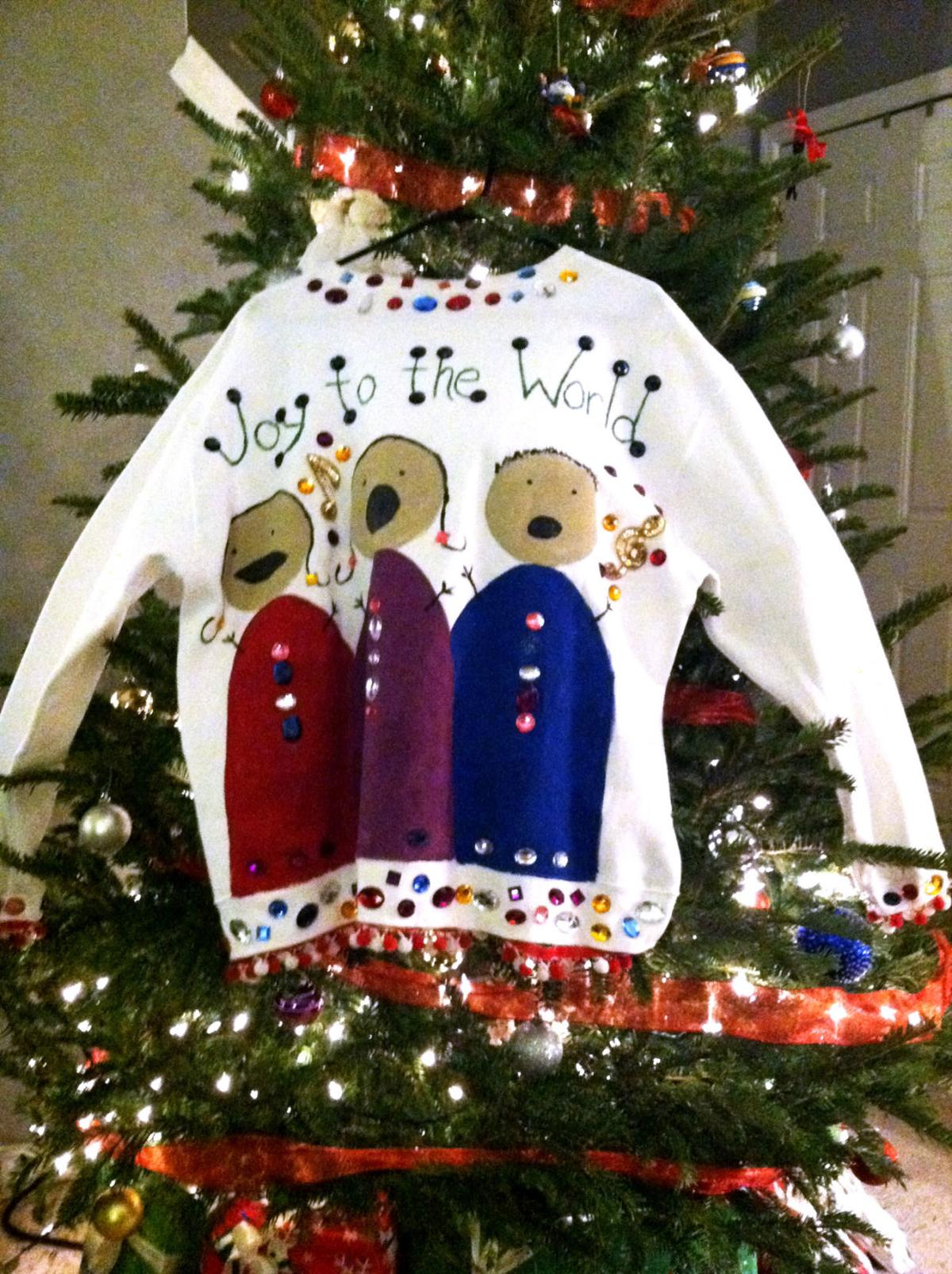 Grab a tacky sweater from Shep Rose and head to these festive parties around town