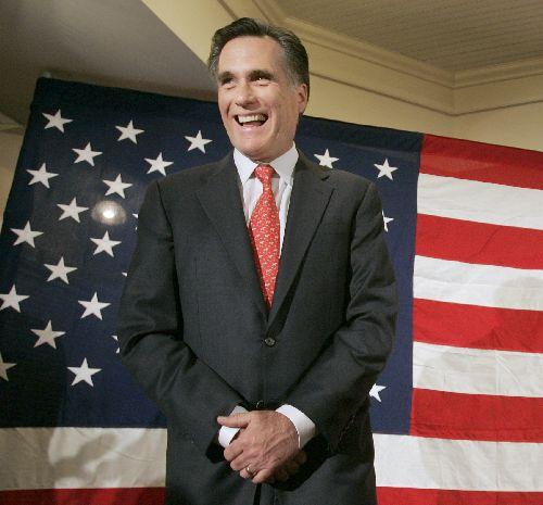 Romney camp fights 'push-polls'
