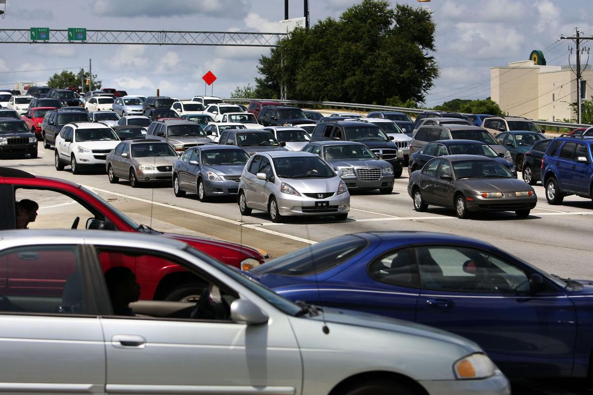 Study: Area commuters lose 41 hours to traffic