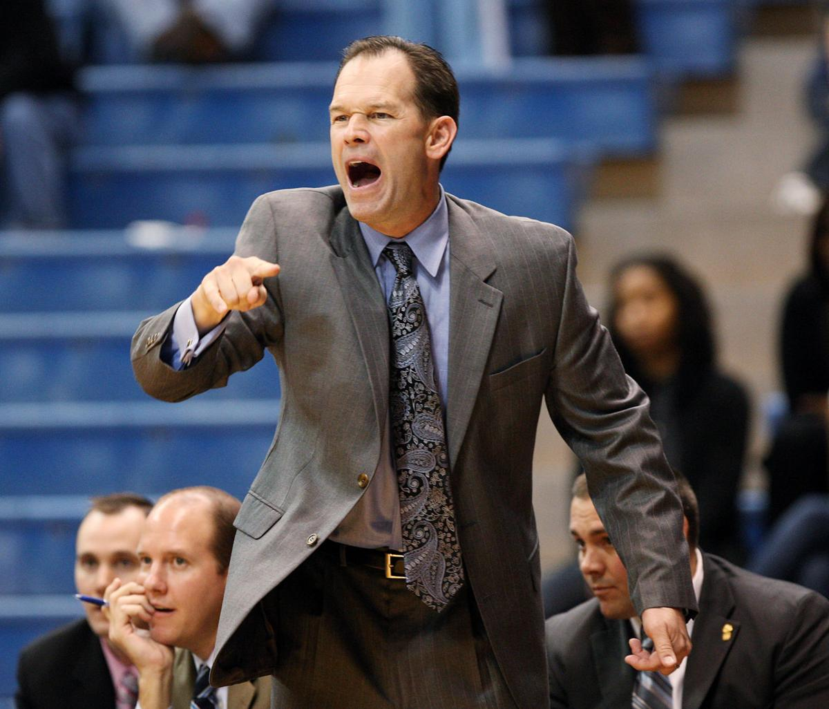 Q & A with Citadel basketball coach Chuck Driesell