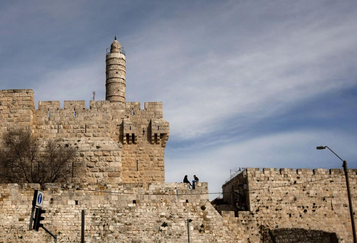 Israel seeks to save ancient sites from earthquakes