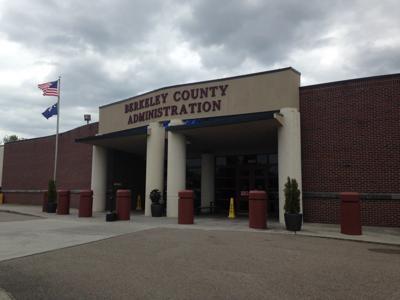 Berkeley County Administration Building (copy)