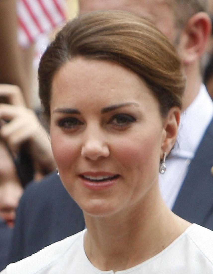 Kate photos spark tempest