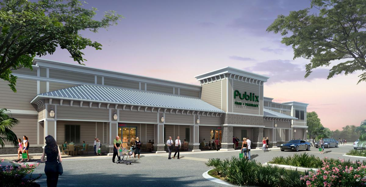 Publix-anchored shopping center to break ground in Cainhoy ...