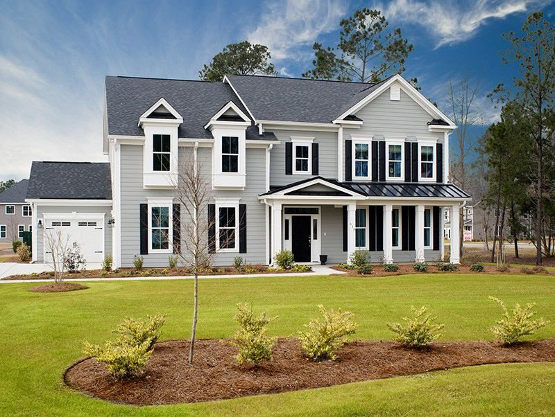 New Models Open In Village At Stiles Point Oaks At St