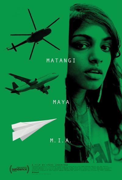 Matangi / Maya / MIA poster