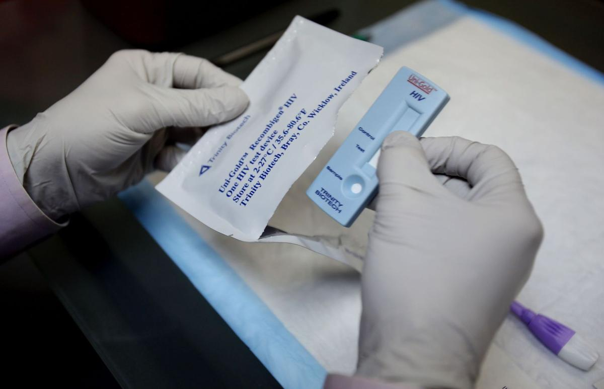 Record number of new HIV cases identified in Lowcountry last year (copy)