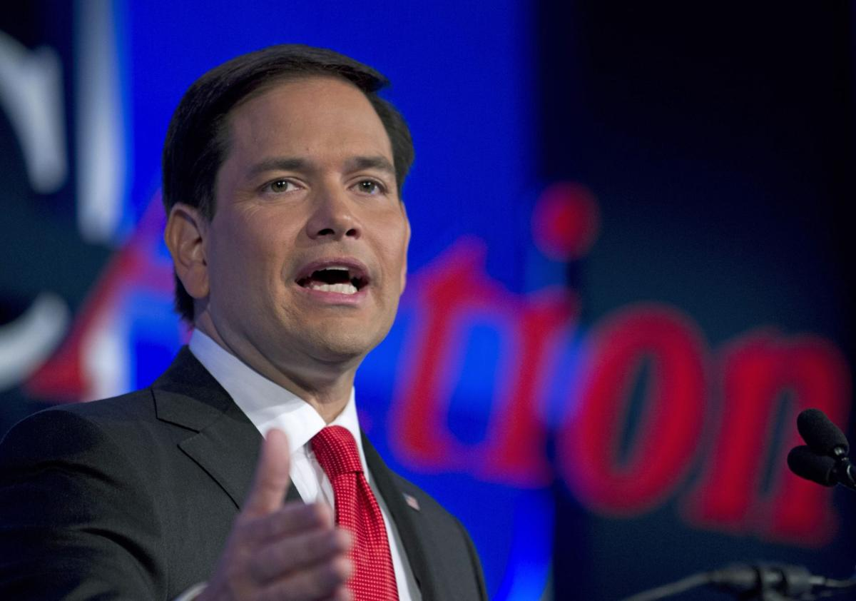 Rubio ramping up campaign with more time in early states