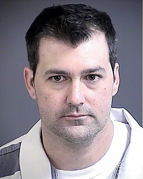 Michael Slager May 2017 booking photo