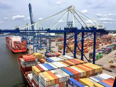 Containerized cargo
