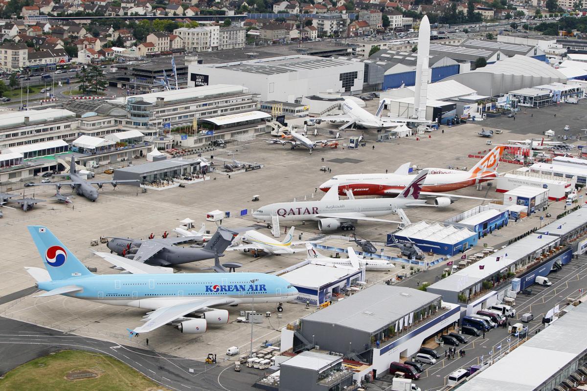 Paris Air Show team readied