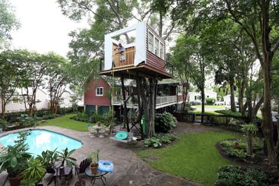 Tree house tests limits of Sullivan's Island zoning laws