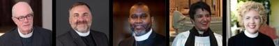 Episcopal bishop candidates