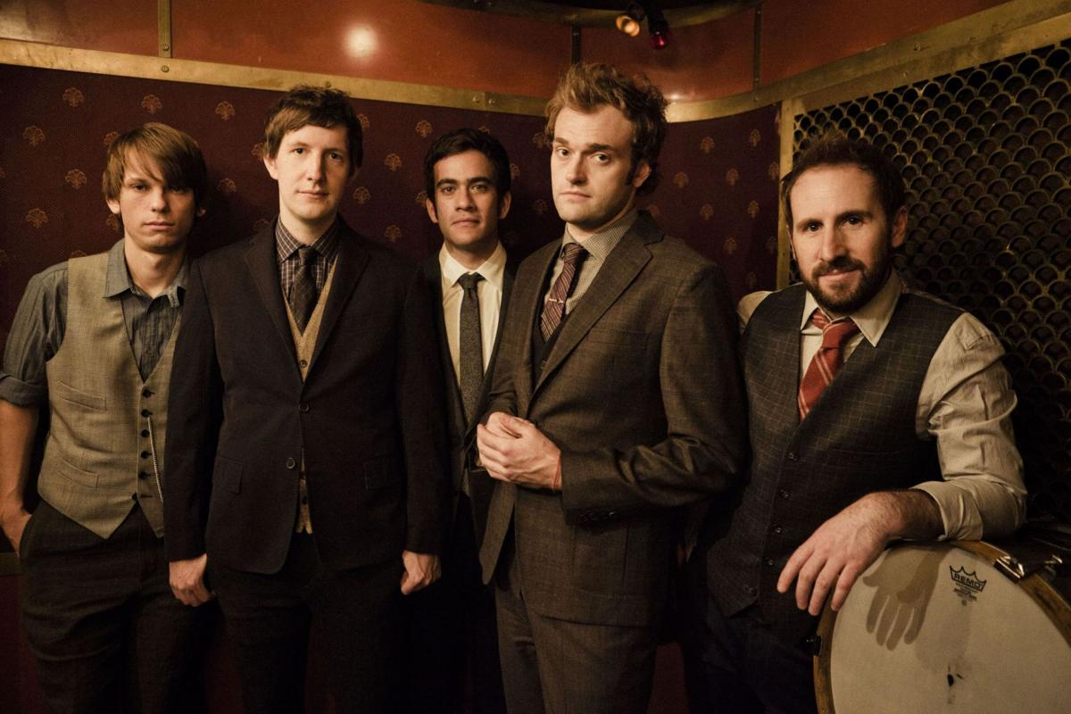 Punch Brothers dazzle with joy, skill, beauty