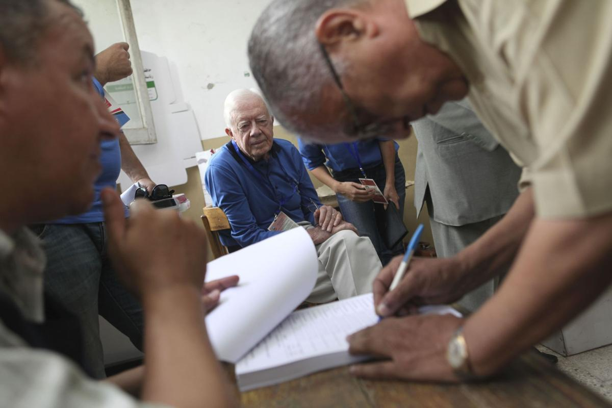 Egyptians vote in first free presidential election since overthrow of Murbarak