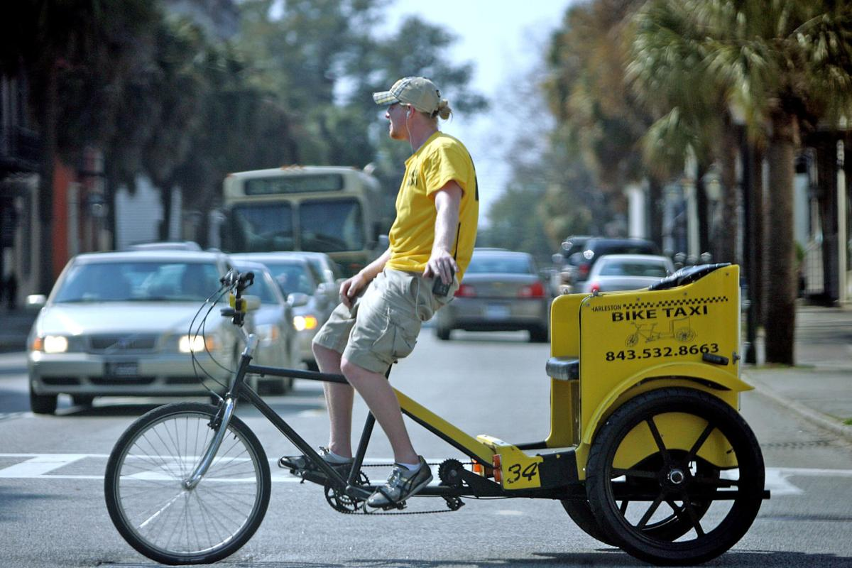 Sullivan's Island rejects proposal for bike taxis